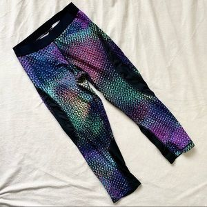 Nike Pro Hypercool Rainbow Mesh Tights